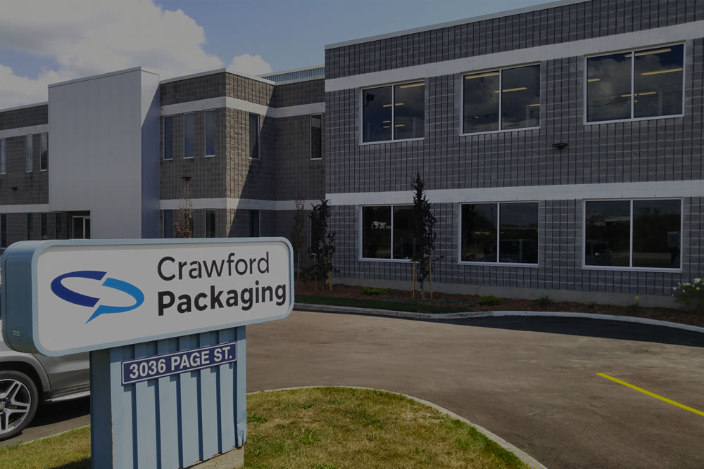 Crawford Packaging lanza página web para México