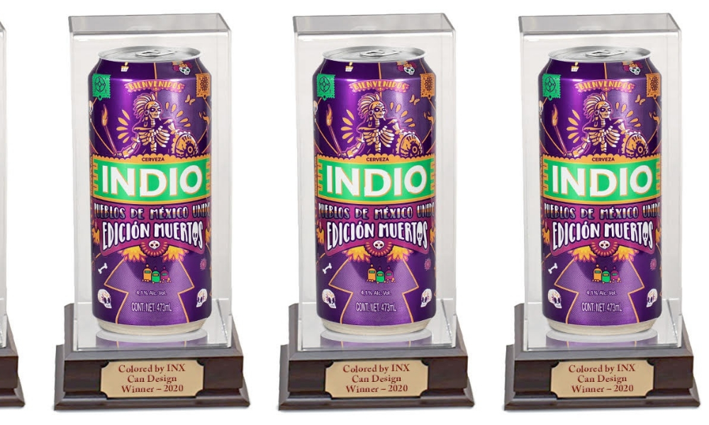 INDIO y Crown Brand Building Packaging gana concurso de diseño